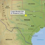 TEXAS INDEX MAP