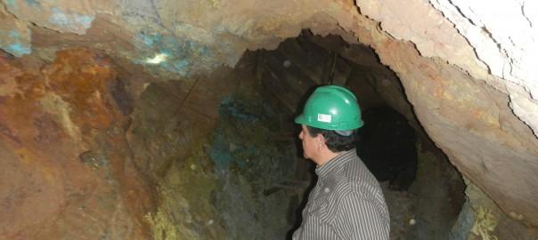 Underground at Santa Rosa